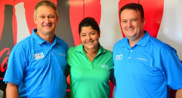 Coca-Cola Renews Fiji International Sponsorship