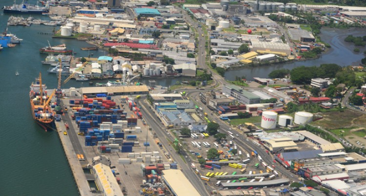 Suva Port Master Plan Work Begins