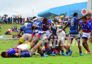 Deans Trophy Quarter Finals-MBHS Vs Lelean