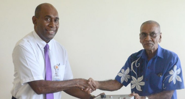 PS Health,Dr Tuicakau Resigns