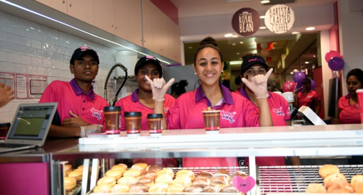 More Donut King Shops To Open Here