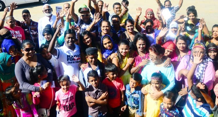 Hundreds Join Eid Fiesta At Nakasi
