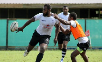 Nakarawa Still In The Running