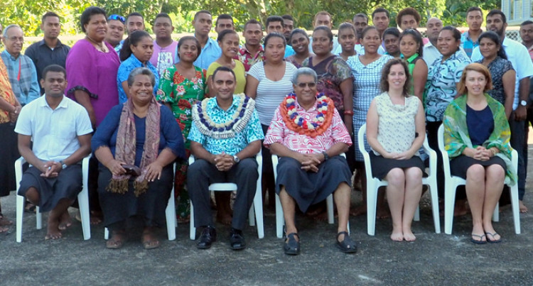 15 branches Of Fiji Red Cross Society In Youth Forum