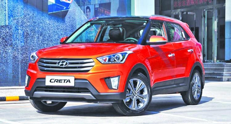 Hyundai Creta Is Car Of The Year