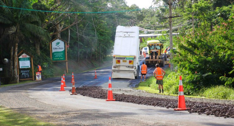 Rehab Works Continue In Key Town Areas
