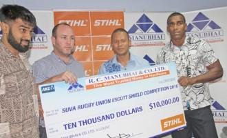 $10K Boosts Suva Rugby