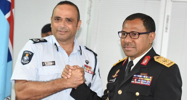 Indonesia, Fiji Police collaborate