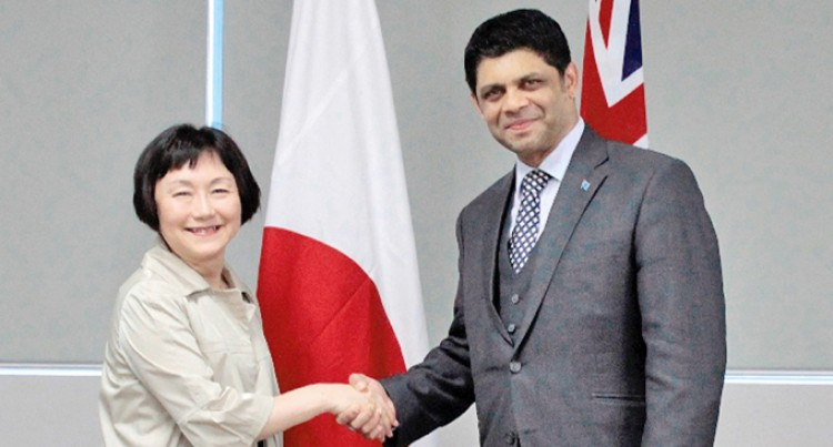 Fiji And Japan Expand Aviation Co-operation