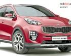 Kia Sportage, Optima Named 2016 Red Dot Winner