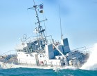 Navy Ship Has Sophiscated Nav Gear