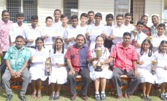 Labasa College Wins Four Northern Mathematics Competition Level