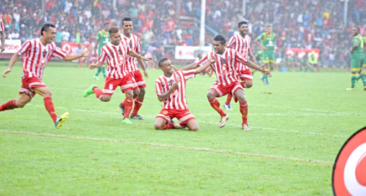 Nadi Oust Defending Champs Labasa In Semifinals