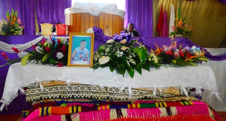 Dad Bids Final Farewell To Emosi