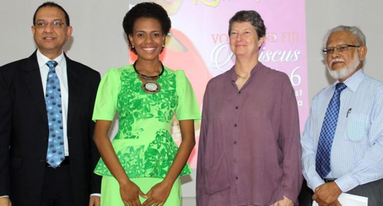 Fiji National University Picks Miss Vueti