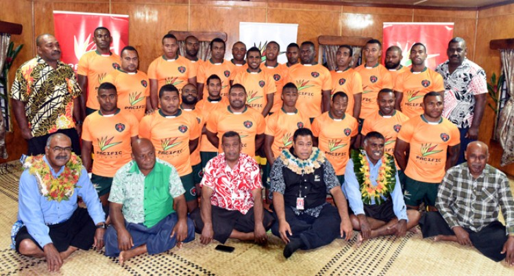Pacific Energy Backs Nuku Rugby