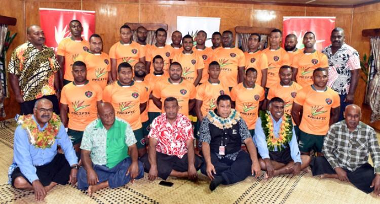 Pacific Energy Backs Nuku Rugby