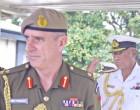 NZ General Talks Of Ties, Coming Home