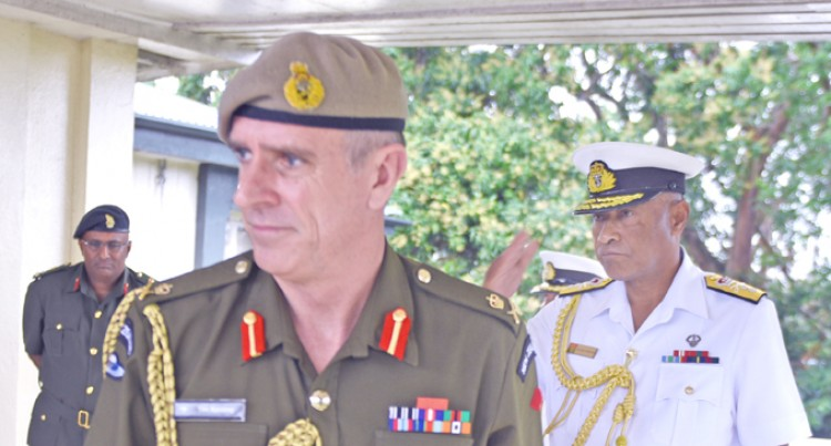 NZ General Talks Of Ties, Coming Home