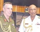 NZ Defence Force,  RFMF Work Together