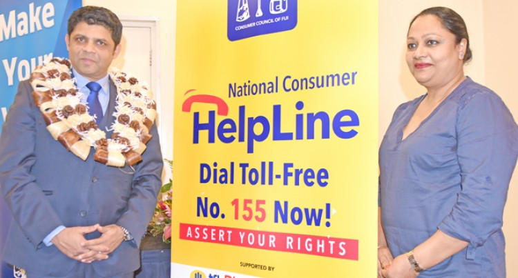 A-G Launches National Consumer Helpline