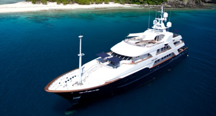 Super Yachts Are Good For Fiji