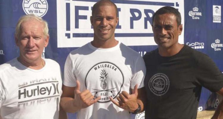 Powerade Backs Junior Pro Surfing