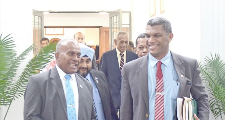 Fijians Parasites, Says Bulitavu