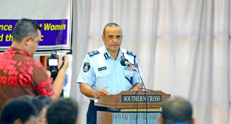 Crime Rate Down: Commissioner