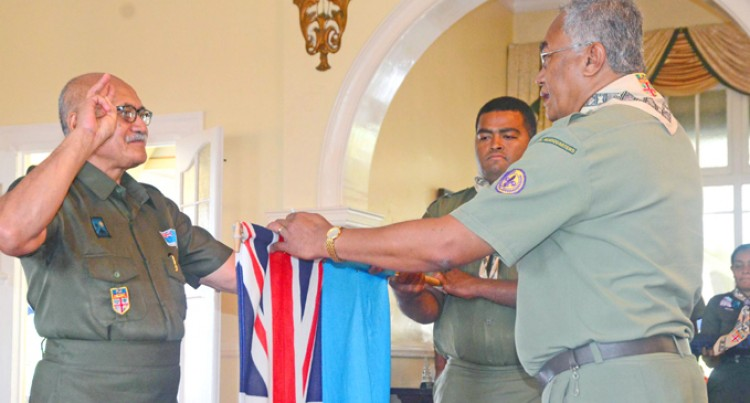 Scouts Body Gets  President's Backing