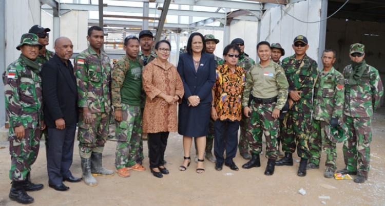 Indonesian Delegation Visits QVS