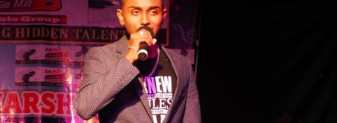 Sharma's Singing  Talent Wows Crowd