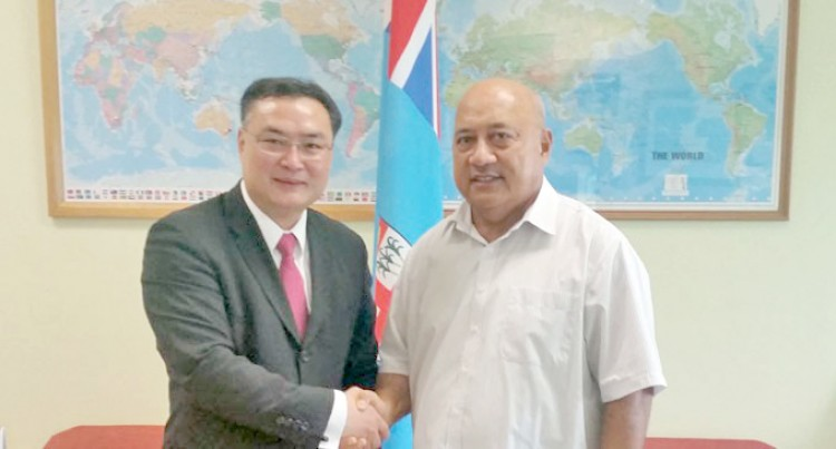 Mushroom Farming Has Potential In Fiji: Chinese Ambassador