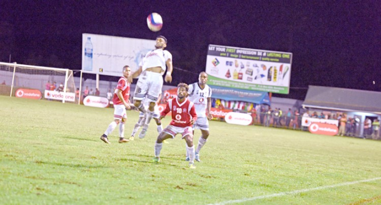 Hughes Put Suva Into Final