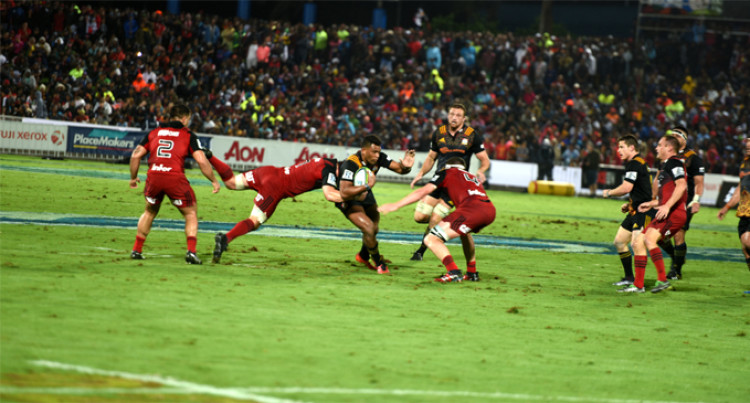 Police Operation A Success In Fiji's First Super Rugby Match