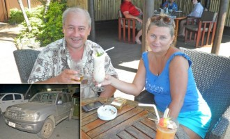 Russian Embassy  On Murdered Couple