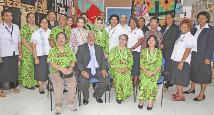 Fiji Small Micro Enterprises Collaborate With Indonesia