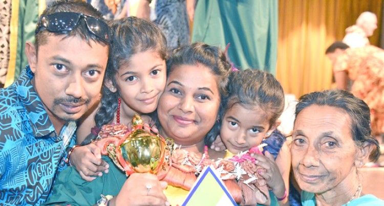 Mother Of Two Graduates With Best Overall Certificate