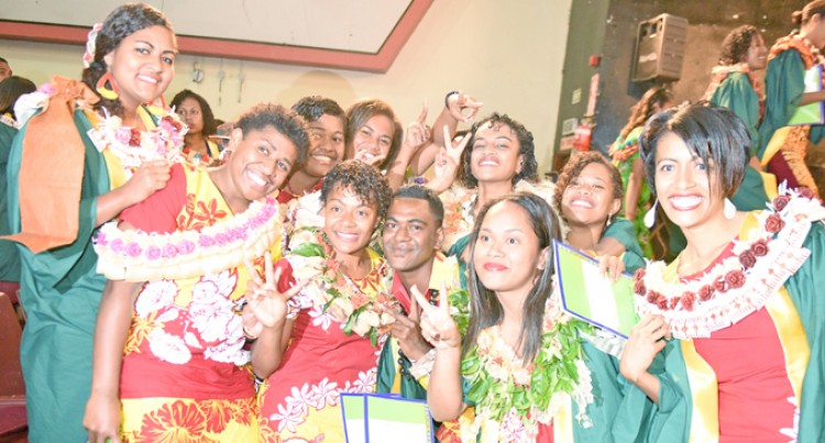 Students Pass With Honours