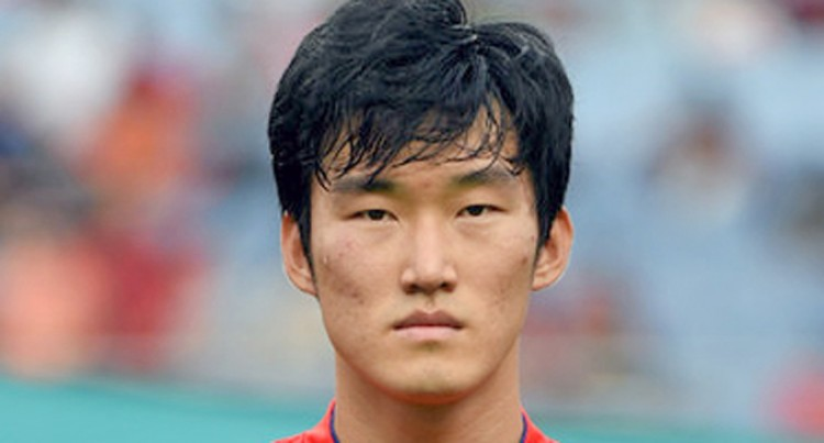 Korean Captain Eyes Medal
