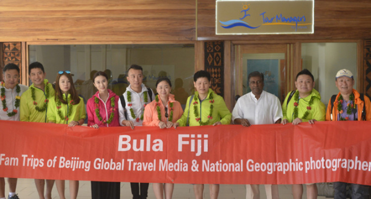Chinese Media Here To Explore, Experience And Promote Fiji To The Chinese Market
