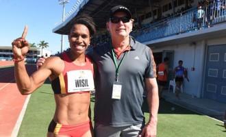 Wisil Makes It To Rio On Merit