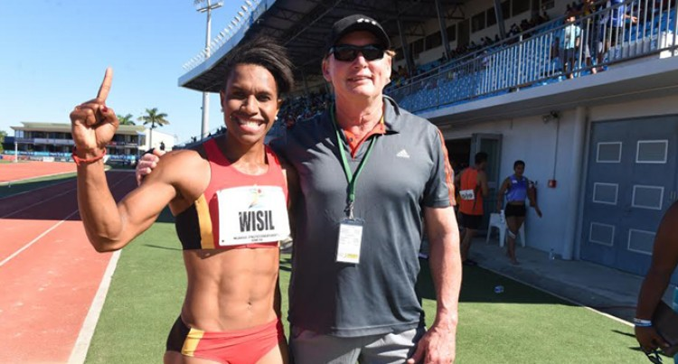 Wisil Makes It To Rio On Merit