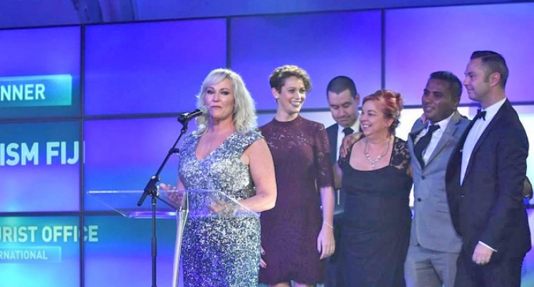 Tourism Fiji's Australia Office Wins Excellence Award