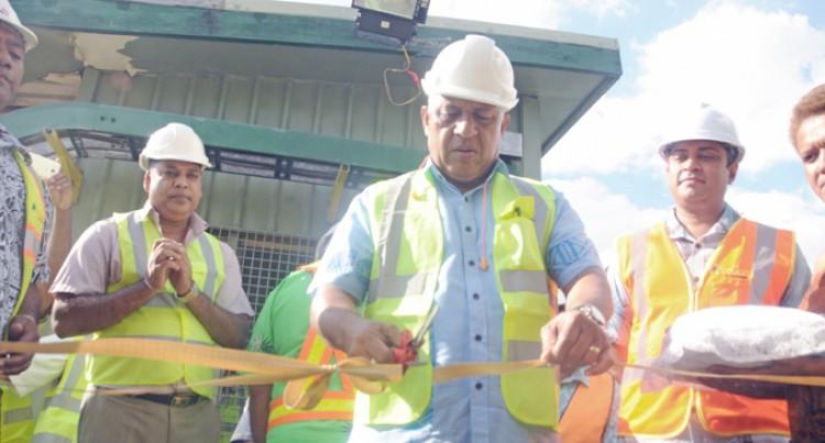 Landowners Get Dividends, New Kiln Opened