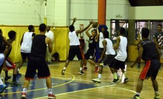 U18 Basketball Reps Prepare for Oceania