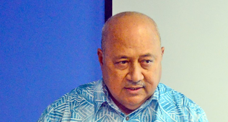 Ratu Inoke Opens New UNDP Office