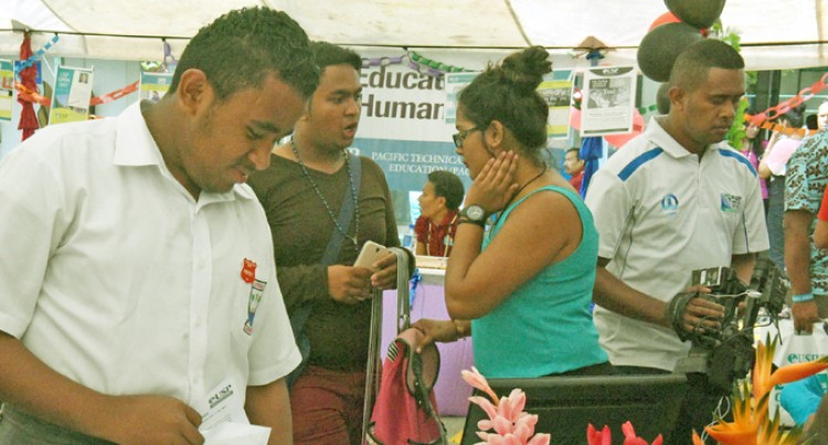 8000 Students Visit USP Open Day in Suva