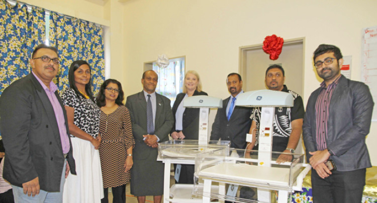 Ministry Gets $100,000 Worth Of Infant Warmers