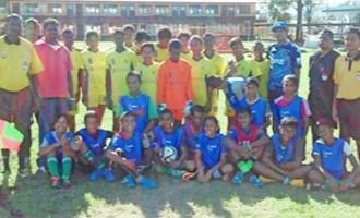 Vashist Muni U14 Win Competition